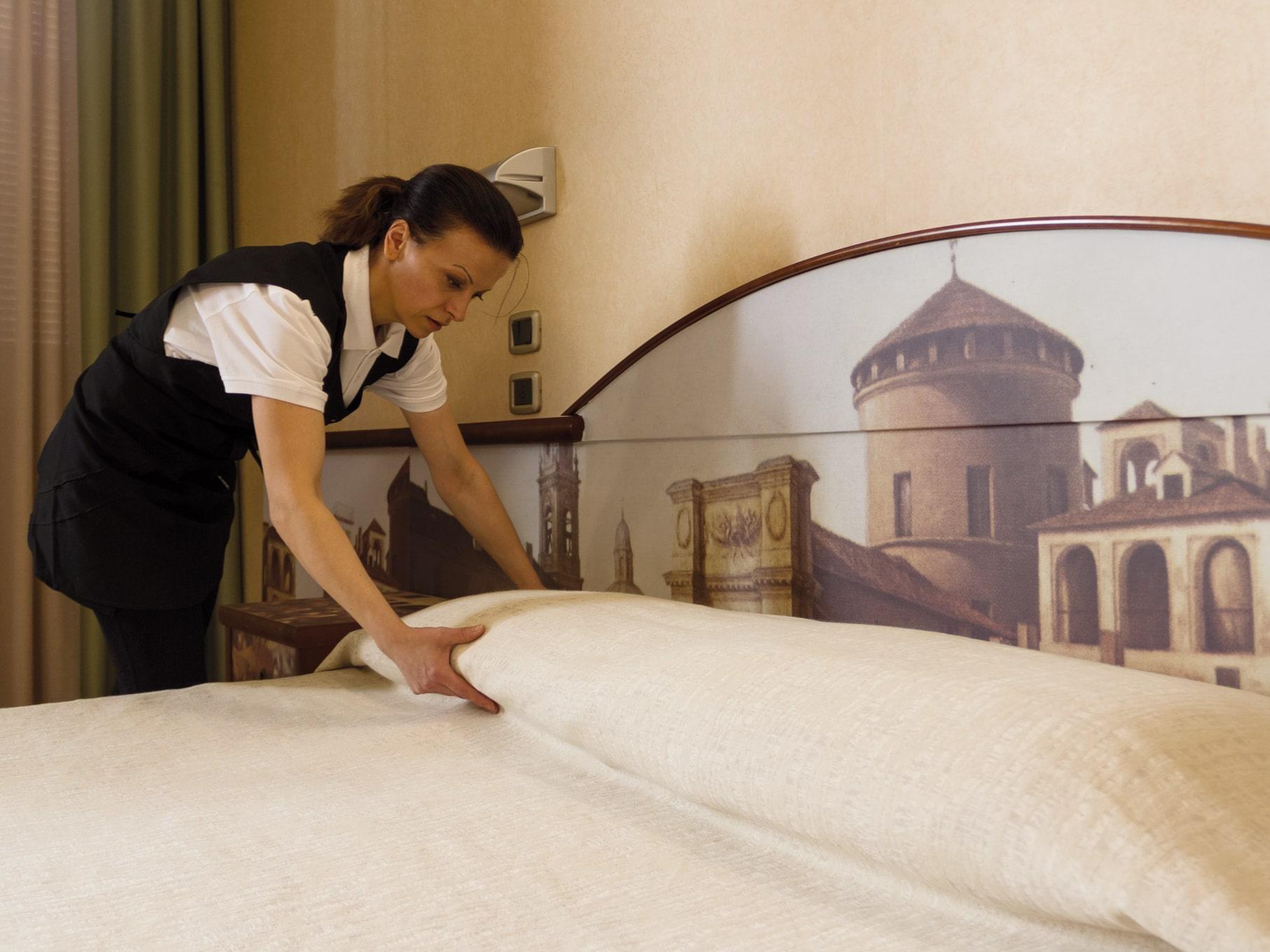 Pulizia hotel Puliservices