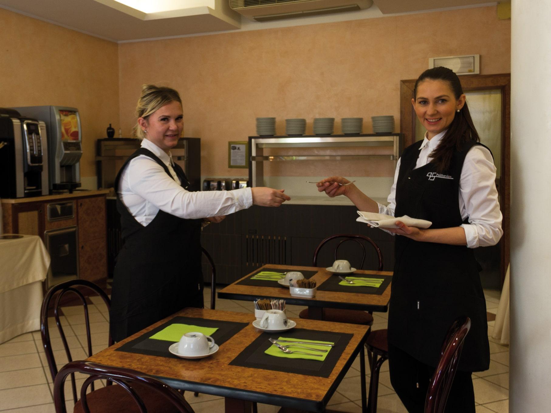Pulizia ristorazione Puliservices